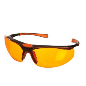 GAFAS PROTECCION ULTRATECT NARANJAS ULTRADENT