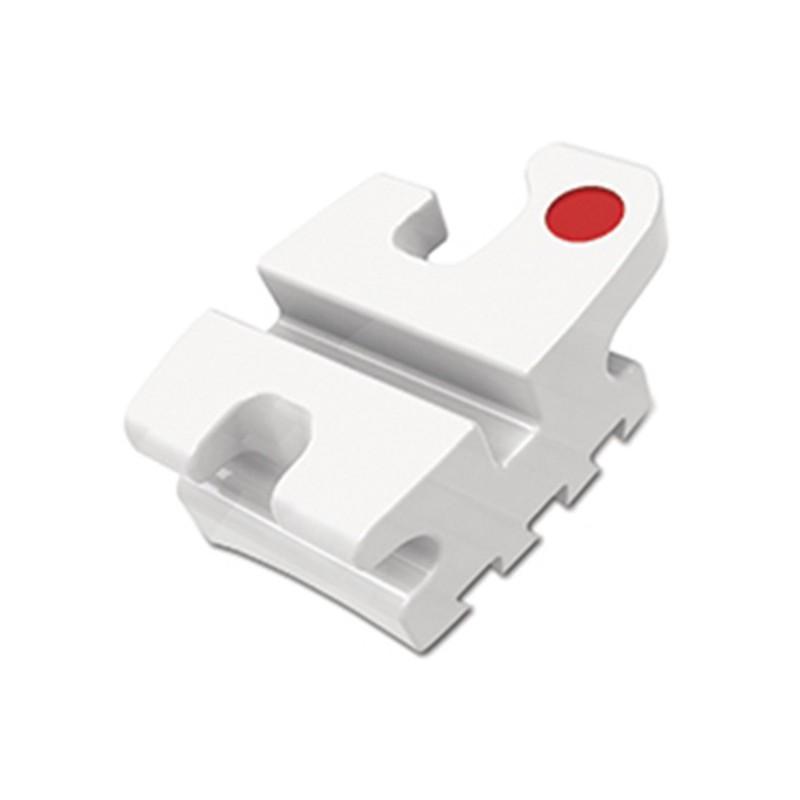 OrthoFlex™ Bracket Composite Stand. Edgewise  0'18