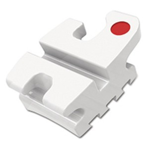 OrthoFlex™ Bracket Composite MBT  0'18/ 0'22