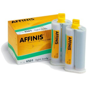 6501 AFFINIS LIGHT BODY, 2x50ml.+ACC.